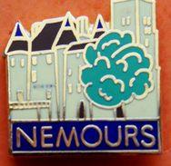 X..827   )   ..ECUSSON....../.....NEMOURS.......... Département De Seine-et-Marne En Région Île-de-France. - Steden