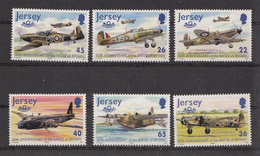 Jersey 2000 Battle Of Britain - Unmounted Mint NHM - Jersey