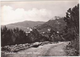 M053  CASTELLABATE SALERNO MARINA E PUNTA TRESINO 1960 CIRCA - Salerno