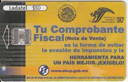 MEXICO - SHCP, Used - Mexico