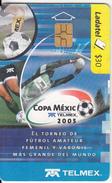 MEXICO - Football, Copa Mexico, Used - Sport