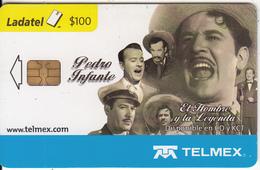 MEXICO - Pedro Infante/El Hombre Y La Leyenda(puzzle 3/6), Used - México