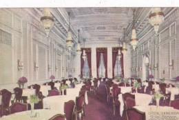 Oregon Portland Hotel Benson Crystal Dining Room