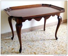 Elegante Tavolino Chippendale - Mobili
