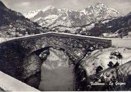 Valbrona - Como - La Grigna - Formato Grande Viaggiata – E 4 - Como