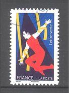 France Autoadhésif Oblitéré (Les Arts Du Cirque) (cachet Rond) - France