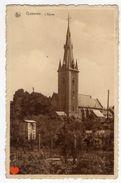 19596-LE-BELGIQUE-Quiévrain-L' Eglise - Quiévrain