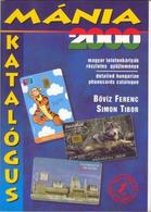 Hungary - MANIA Catalogue 1991-2000 + 2000-2004 - Ungheria