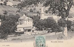 74 - MONNETIER - Salève - Autres Communes