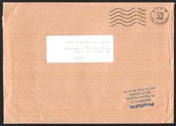 FRANCE '62 MARQUION P.P.'  1988  1 MARQUE POSTALE - Marcophilie (Lettres)