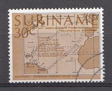 Surinam 1977 Mi.nr.: 790 Dampfschiffahrt  Oblitérés / Used / Gestempeld - Suriname