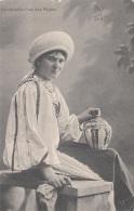ROMANISCHE FRAU AUS POJANA, Gel.1924 - Rumänien