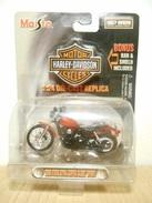 Maisto Harley-davidson 1:24 2000 Fxdx Dyna Super Glide Ssport - Motorcycles
