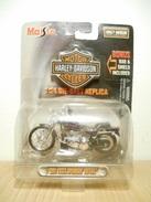 Maisto Harley-davidson 1:24 2001 Fxsts Springer Softail - Motos