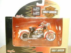 Maisto Harley-davidson 1:18  1958 Flh Duo Glide - Motorcycles