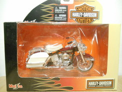 Maisto Harley-davidson 1:18  1968 Flh Electra Glide - Motos