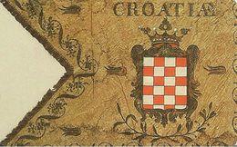 CARTE-PUCE-CROATIE-1996-50Imp-SC7-ARMOIRIE-TBE-RARE - Croatie