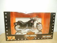 Maisto Harley-davidson 1:18  2000 Fxsbt Night Train - Motorcycles