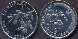 Croatia 20 Lipa 2014 UNC < Olea Europaea > - Croatia