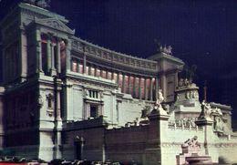 Roma - Altare Della Patria - Notturno - 97 - Formato Grande Viaggiata – E 3 - Altare Della Patria