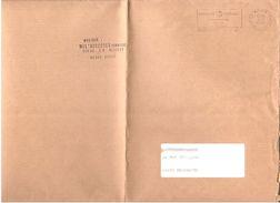 FRANCE '62 NOYELLES GODAULT P.P.'  1995  1 MARQUE POSTALE - Marcophilie (Lettres)