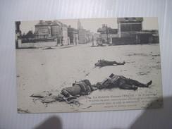 CPA Le 20 Septembre A La Pointe Du Jour, Trois Espions Allemands Pénétraient En Automobile Dans La Ville De 1910 T.B.E. - War 1914-18