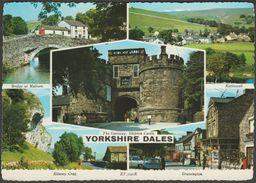 Multiview, Yorkshire Dales, C.1974 - Bamforth Postcard - England