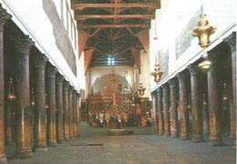 BETHLEEM, EGLISE DE LA NATIVITE, LA BASILIQUE.  (scan Verso) - Palestine