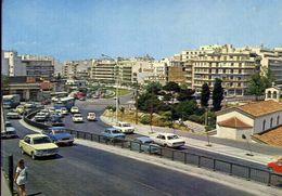 Athenes - Vassileos Constantinou Avenue - Formato Grande Viaggiata – E 3 - Grecia