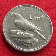 Malta 1 Lira 1995 KM# 99 - Malta
