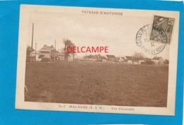 CPA  - Paysage D'automne -   MALNOUE  (Seine Et Marne) - 82-3. Vue D'ensemble - France