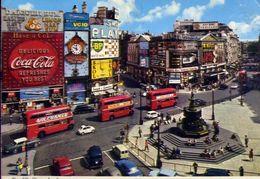 Piccadilly Circus - London - 2l26 - Formato Grande Viaggiata – E 3 - Piccadilly Circus