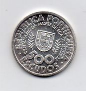 Portogallo - 2000 - 500 Scudi - Argento - (FDC7286) - Portogallo