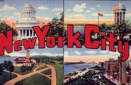 New York City - Formato Grande Non Viaggiata – E 3 - Cartoline