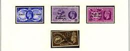 KUWAIT. UPU 1949  #89 - 92  MNH - Kuwait
