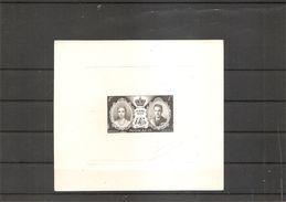 Monaco ( 496 En épreuve D'artiste Signée à Voir) - Cartas
