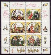 DDR Kleinbogen Mi. Nr. 2914-2919 ** (B-1-340) - DDR