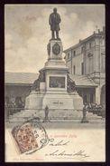 BIELLA - 1902 - MONUMENTO A QUINTINO SELLA. - Biella