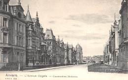 ANVERS - L'Avenue Cogels. - Constructions Modernes. - Antwerpen
