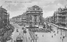 BRUXELLES - Bd. De La Senne Et Bd. Du Nord - Lanen, Boulevards