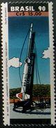 Brazil, 1990, Sc. 2295, Mi. 2393, Space, MNH - Space