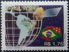 Brazil, 2004, Sc. 2933, Mi. 3382, Space, MNH - Space