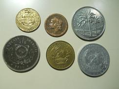 6 Coins - Coins & Banknotes