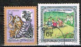 AUTRICHE / Oblitérés/Used/1999 - Contes Et Légendes, Folklore - 1991-00 Used