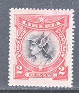 LIBERIA  102   *   GOD  MERCURY - Liberia
