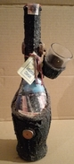 Bottiglia Pubblicitaria - Lacrima Christi - Peschiera Del Grappa - Andere Verzamelingen