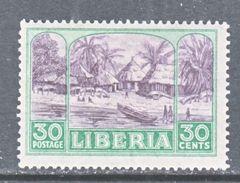 LIBERIA  189   **   VILLAGE - Liberia