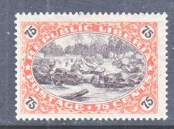 LIBERIA  191   *   RIVER  RAPIDS - Liberia