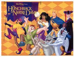 (999) Advertising Postcard - Movie - Hunchback Of Notre Dame - Publicité
