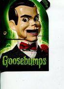 (999) Advertising Postcard - Movie - Goosebumps - Publicité